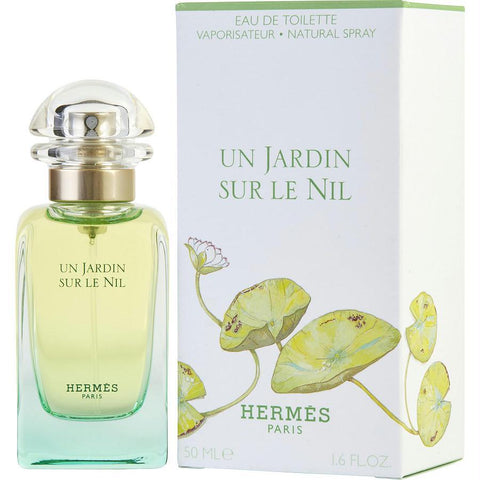 Un Jardin Sur Le Nil By Hermes Edt Spray 1.6 Oz