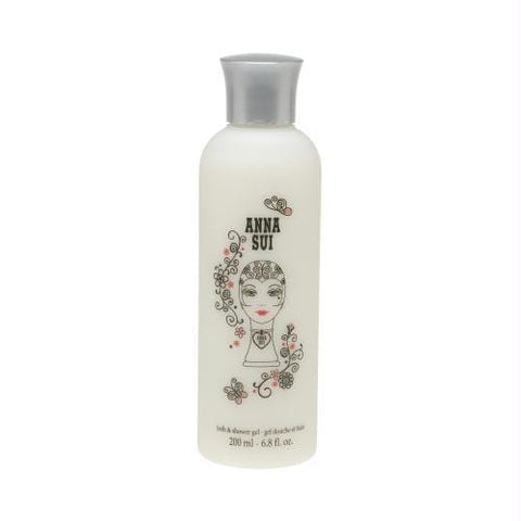 Dolly Girl Ooh La Love By Anna Sui Shower Gel 6.7 Oz - AuFreshScents.Com