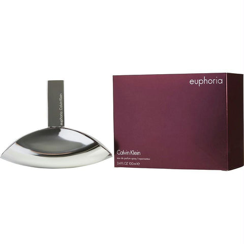 Euphoria By Calvin Klein Eau De Parfum Spray 3.4 Oz - AuFreshScents.Com