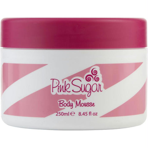 Pink Sugar By Aquolina Body Mousse 8.4 Oz - AuFreshScents.Com