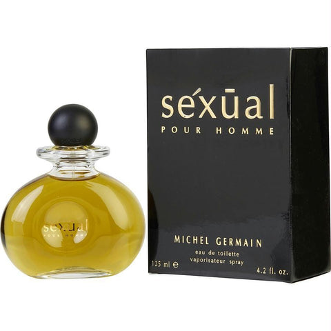 Sexual By Michel Germain Edt Spray 4.2 Oz - AuFreshScents.Com