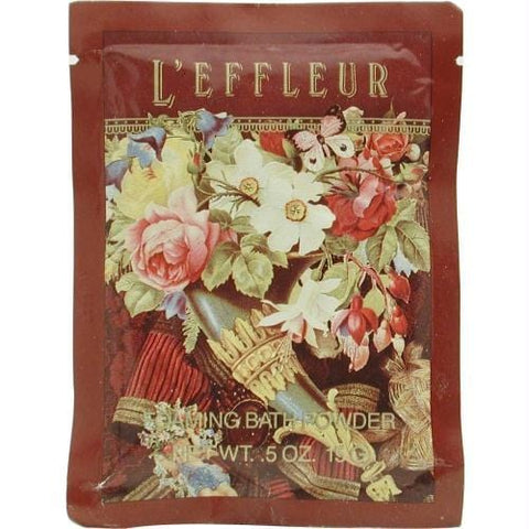 L'effleur By Coty Bath Powder .5 Oz - AuFreshScents.Com