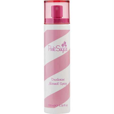 Buy Pink Sugar By Aquolina Deodorant Spray 3.3 Oz at AuFreshScents.com.com