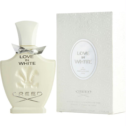 Buy Creed Love In White By Creed Eau De Parfum Spray 2.5 Oz at AuFreshScents.com.com