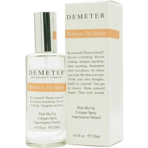 Demeter By Demeter Between The Sheets Cologne Spray 4 Oz - AuFreshScents.Com