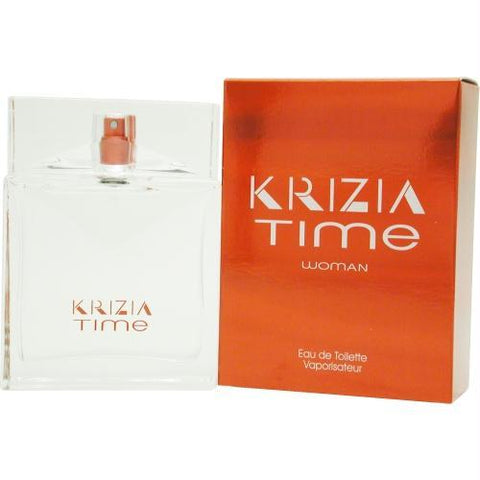 Buy Krizia Time By Krizia Edt Spray 1.7 Oz at AuFreshScents.com.com