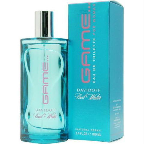 Cool Water Game By Davidoff Edt Spray 3.4 Oz - AuFreshScents.Com