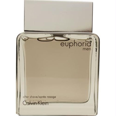 Euphoria Men By Calvin Klein Aftershave 3.4 Oz - AuFreshScents.Com