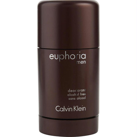 Euphoria Men By Calvin Klein Deodorant Stick Alcohol Free 2.6 Oz - AuFreshScents.Com