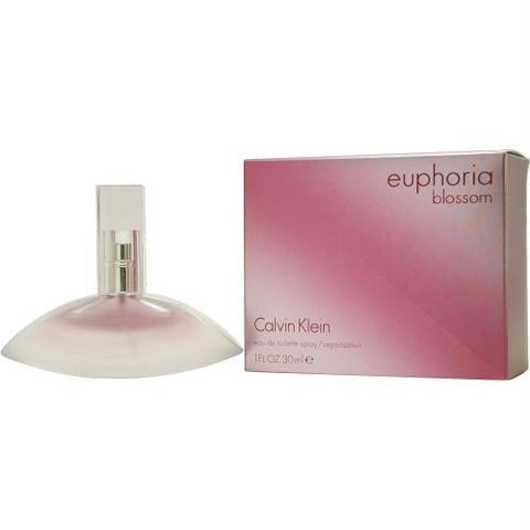 Euphoria Blossom By Calvin Klein Edt Spray 1 Oz - AuFreshScents.Com