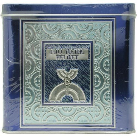 Buy Full Metal Helmet Blue By Parfums Full Metal Helmet Eau De Parfum Spray 3.3 Oz at AuFreshScents.com.com