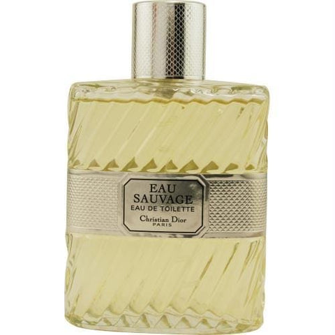 Eau Sauvage By Christian Dior Edt Spray 3.4 Oz *tester - AuFreshScents.Com