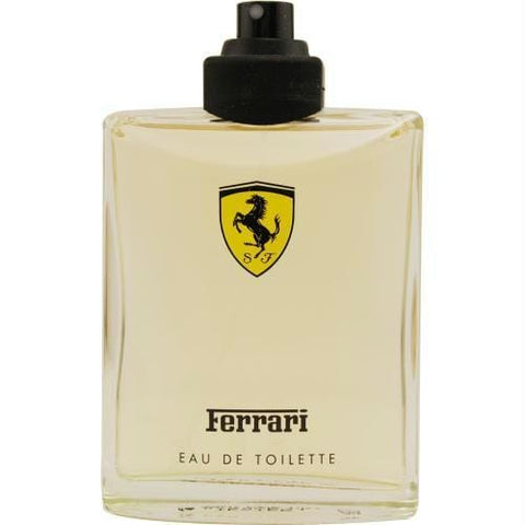 Ferrari Red By Ferrari Edt Spray 4.2 Oz *tester - AuFreshScents.Com