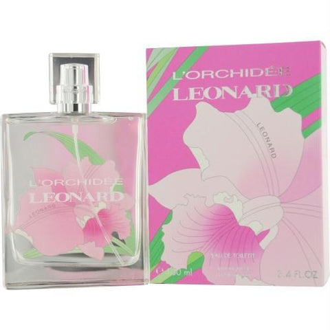 Buy L'orchidee By Leonard Edt Spray 3.4 Oz at AuFreshScents.com.com