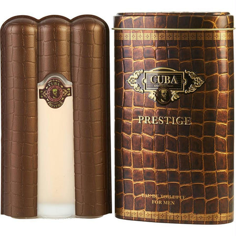 Cuba Prestige Gold By Cuba Edt Spray 3 Oz - AuFreshScents.Com