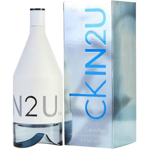 Ck In2u By Calvin Klein Edt Spray 5 Oz - AuFreshScents.Com