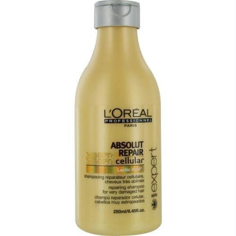 Serie Expert Absolut Repair Shampoo For Very Damaged Hair 8.45 Oz - AuFreshScents.Com