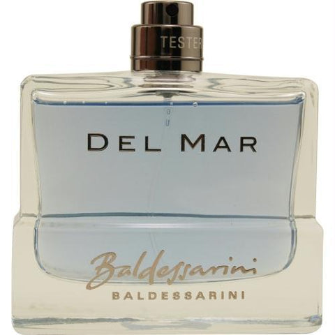 Baldessarini Del Mar By Hugo Boss Edt Spray 3 Oz *tester - AuFreshScents.Com
