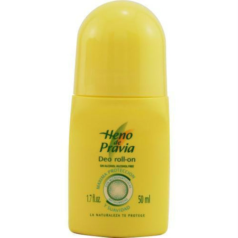 Heno De Pravia By Parfums Gal Roll-on Deodorant Alcohol Free 1.7 Oz - AuFreshScents.Com