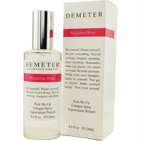 Demeter By Demeter Bulgarian Rose Cologne Spray 4 Oz - AuFreshScents.Com