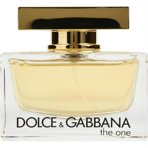 The One By Dolce & Gabbana Eau De Parfum Spray 2.5 Oz *tester - AuFreshScents.Com