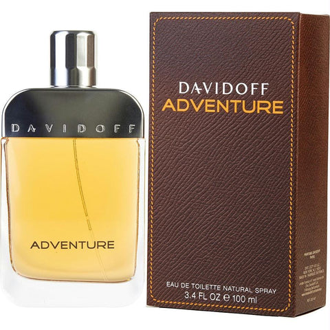 Davidoff Adventure By Davidoff Edt Spray 3.4 Oz - AuFreshScents.Com