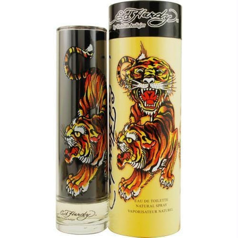 Ed Hardy By Christian Audigier Edt Spray 1.7 Oz - AuFreshScents.Com