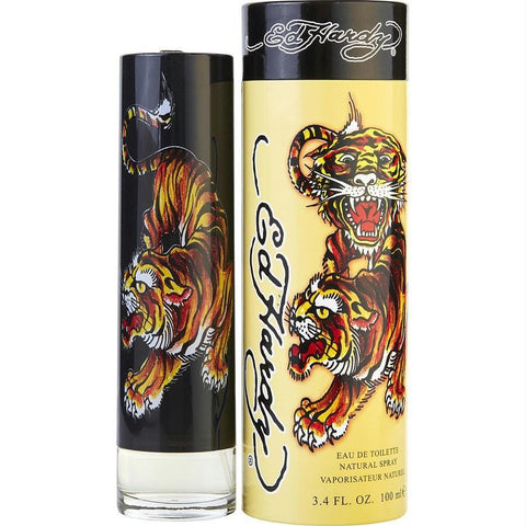 Ed Hardy By Christian Audigier Edt Spray 3.4 Oz - AuFreshScents.Com