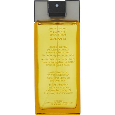 Azzaro Urban By Azzaro Edt Spray 2.5 Oz *tester - AuFreshScents.Com