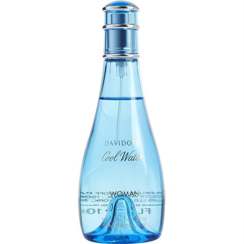 Cool Water By Davidoff Edt Spray 3.4 Oz *tester - AuFreshScents.Com