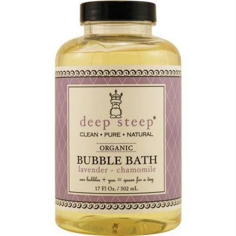 Deep Steep Lavender-chamomile Bubble Bath 17 Oz By Deep Steep - AuFreshScents.Com
