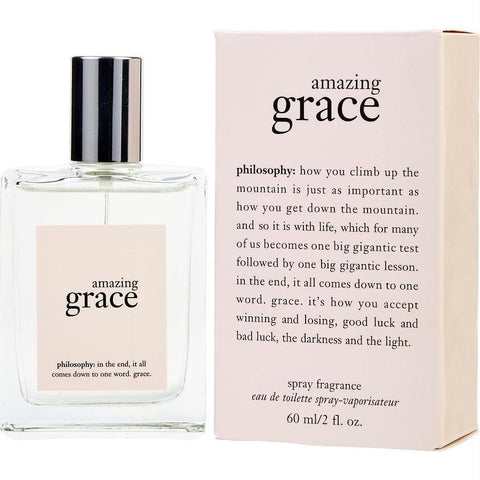 Buy Philosophy Amazing Grace By Philosophy Edt Spray 2 Oz at AuFreshScents.com.com