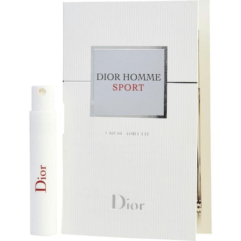 Dior Homme Sport By Christian Dior Edt Spray Vial On Card - AuFreshScents.Com