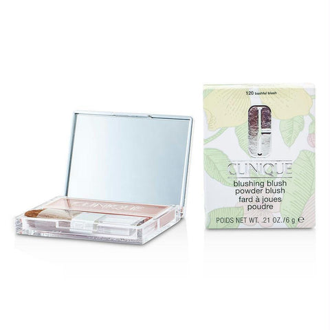 Clinique Blushing Blush Powder Blush - # 120 Bashful Blush --6g-0.21oz By Clinique - AuFreshScents.Com