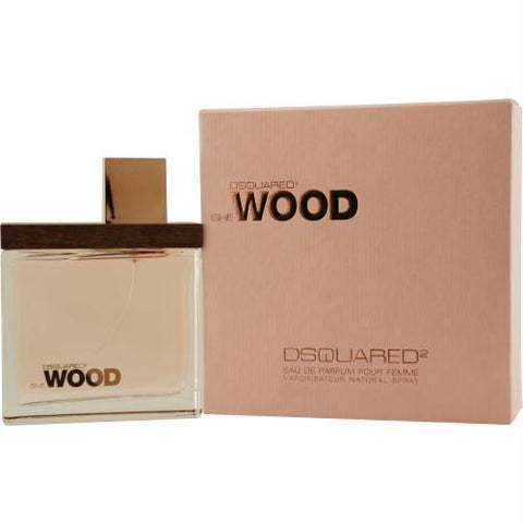 Buy She Wood By Dsquared2 Eau De Parfum Spray 1.7 Oz at AuFreshScents.com.com