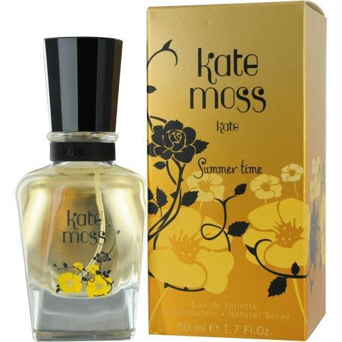 Kate Moss Summer Time By Kate Moss Edt Spray 1.7 Oz - AuFreshScents.Com