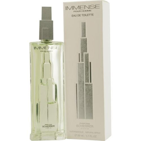 Buy Immense By Jean Louis Scherrer Edt Spray 1.7 Oz at AuFreshScents.com.com