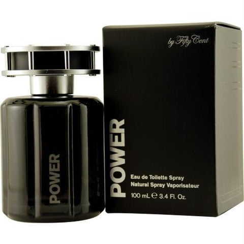 Buy Power By Fifty Cent By 50 Cent Edt Spray 3.4 Oz at AuFreshScents.com.com