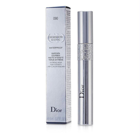 Christian Dior Diorshow Iconic Extreme Waterproof Mascara - # 090 Black --8ml-0.27oz By Christian Dior - AuFreshScents.Com