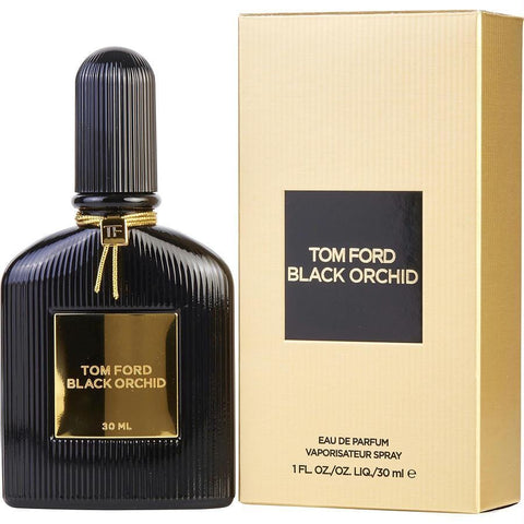 Black Orchid By Tom Ford Eau De Parfum Spray 1 Oz - AuFreshScents.Com