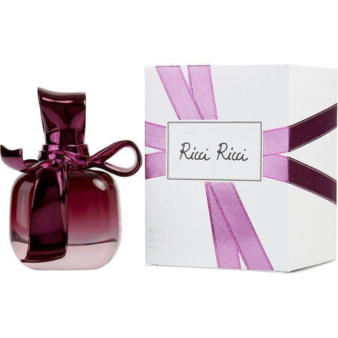 Ricci Ricci By Nina Ricci Eau De Parfum Spray 1.7 Oz - AuFreshScents.Com