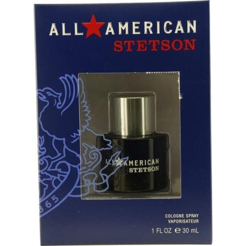All American Stetson By Coty Cologne Spray 1 Oz - AuFreshScents.Com