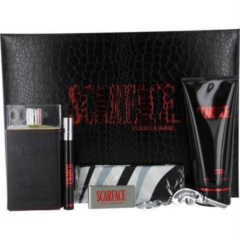 Universal Studios Gift Set Scarface By Universal Studios - AuFreshScents.Com