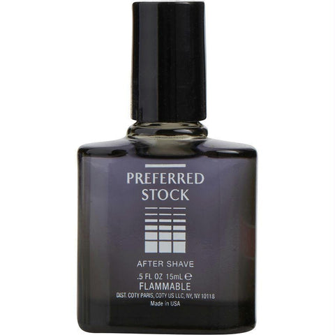 Preferred Stock By Coty Aftershave .5 Oz - AuFreshScents.Com