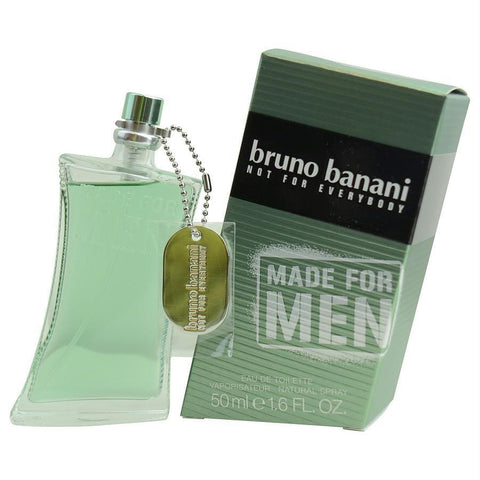 Buy Bruno Banani Made For Men By Bruno Banani Edt Spray 1.6 Oz at AuFreshScents.com.com