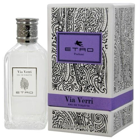 Via Verri By Etro Edt Spray 3.3 Oz (limited Edition) - AuFreshScents.Com