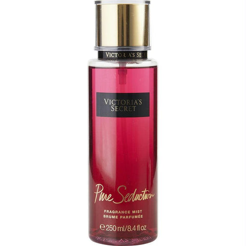 Victoria's Secret By Victoria's Secret Pure Seduction Body Mist 8.4 Oz - AuFreshScents.Com