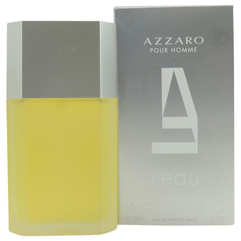 Azzaro Pour Homme L'eau By Azzaro Edt Spray 3.4 Oz - AuFreshScents.Com