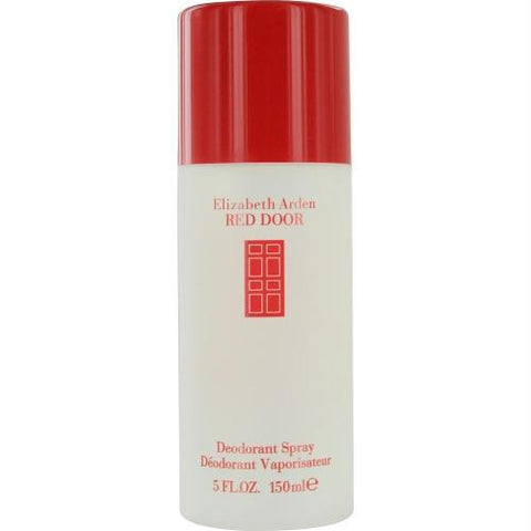 Red Door By Elizabeth Arden Deodorant Spray 5 Oz - AuFreshScents.Com