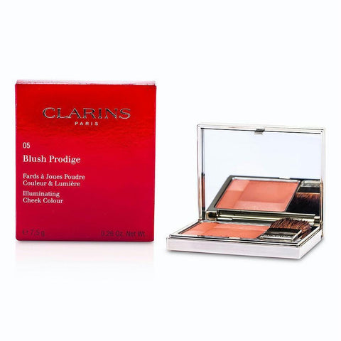 Clarins Blush Prodige Illuminating Cheek Color - # 05 Rose Wood --7.5g-0.26oz By Clarins - AuFreshScents.Com